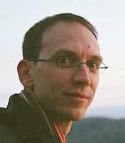 Stéphane Pereck, professeur formation informatique